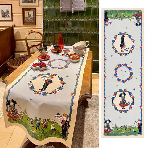 Alsace Table Runner