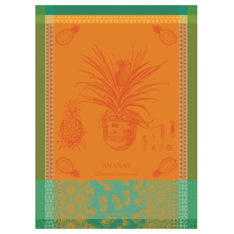 Garnier-Thiebaut, Piment d'Espelette Epice Kitchen / Tea Towel