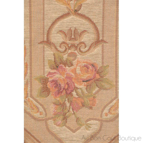 Chaumont Tapestry Table Runner, with Tassels