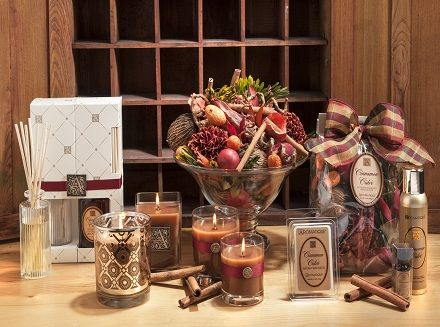Aromatique, Cinnamon Cider Decorative Fragrance