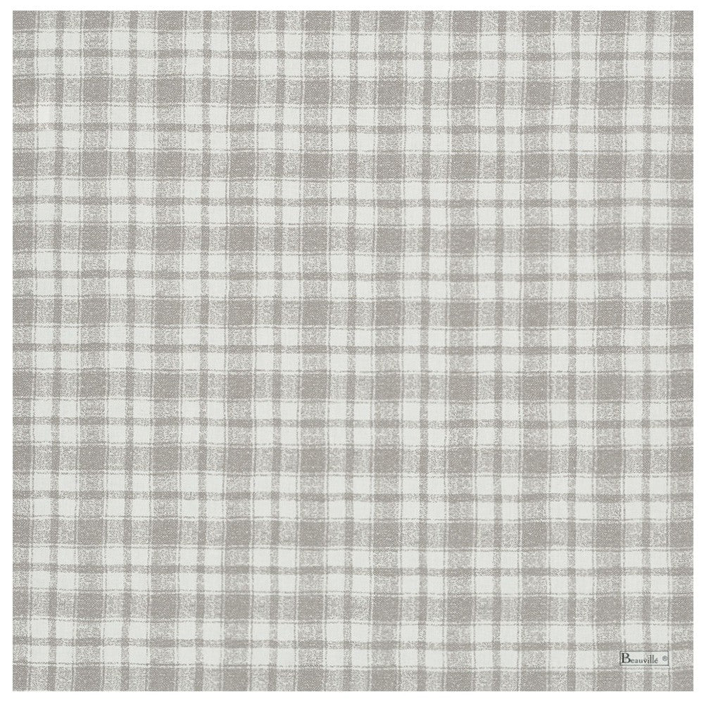 Ecole Buissonnière Gray (Playing Hooky in Alsace) Napkins