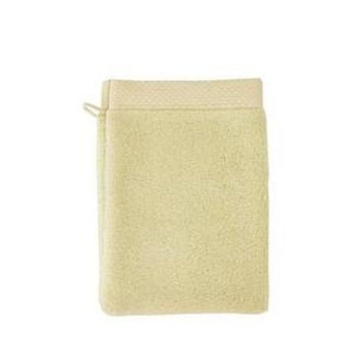 Angora (Pale, Light Beige) Elea Collection Luxury Mitt Pair