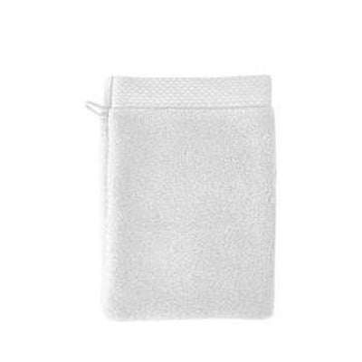 Blanc (White) Elea Collection Luxury Mitt Pair