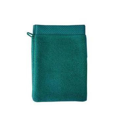 Canard (Peacock Blue) Elea Collection Luxury Mitt Pair