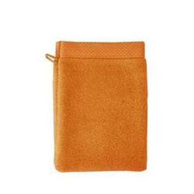 Orange Elea Collection Luxury Mitt Pair