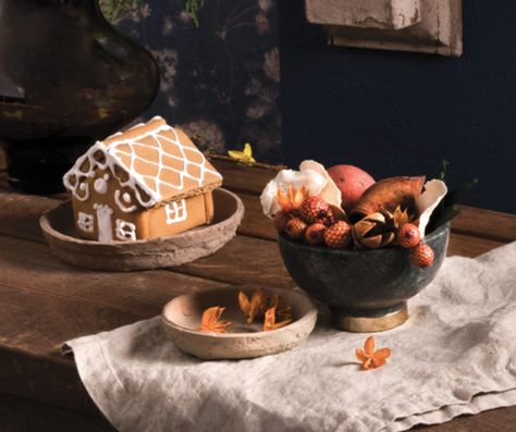 Aromatique, Gingerbread Brûlée Decorative Home Fragrance