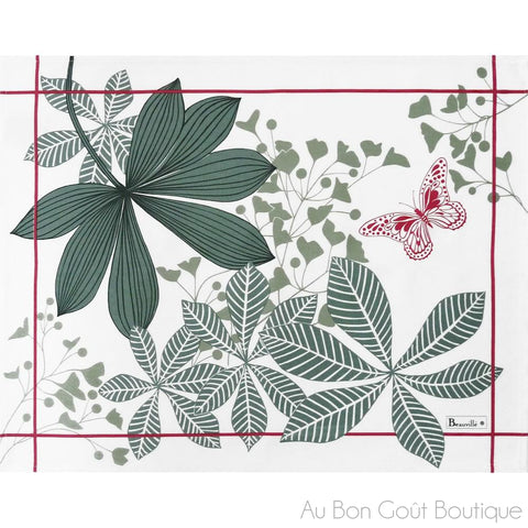 Grandes Palmes, Green Placemats