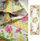 Jardins, Yellow Table Runner