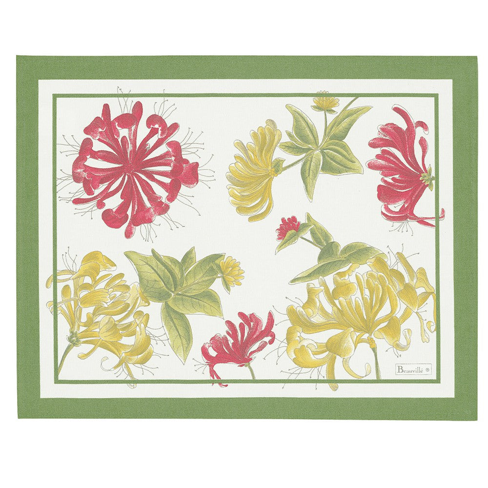 Jardins (Gardens), Yellow Placemats