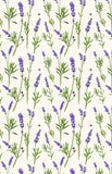 Samuel Lamont, Lavare (Lavender) Kitchen / Tea Towel
