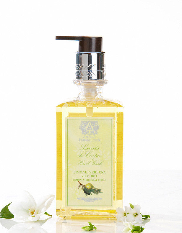 Lemon, Verbena & Cedar Hand Wash