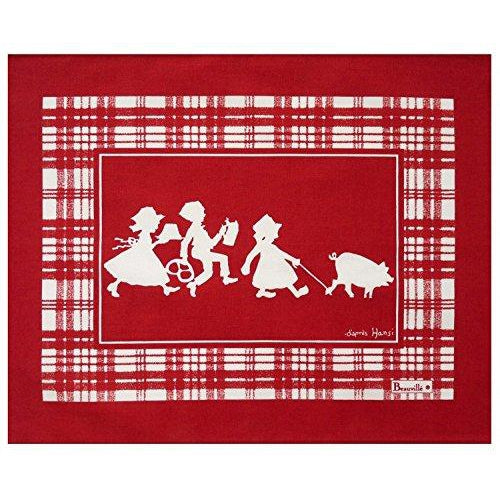 Ma Promenade, Rouge Placemats