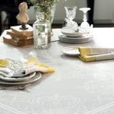 Alexandrine Mimosa Tablecloth, 2 Sizes