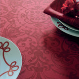 Cassandre Grenat (Grenadine) Tablecloth