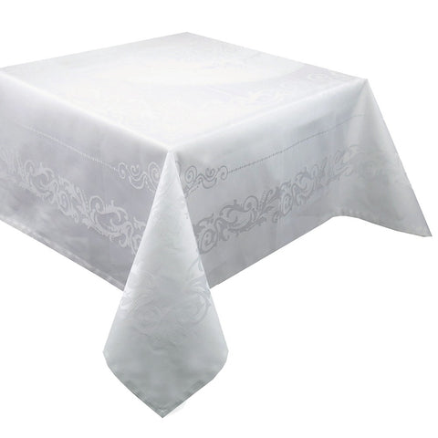 Comtesse Blanche (White) Tablecloth