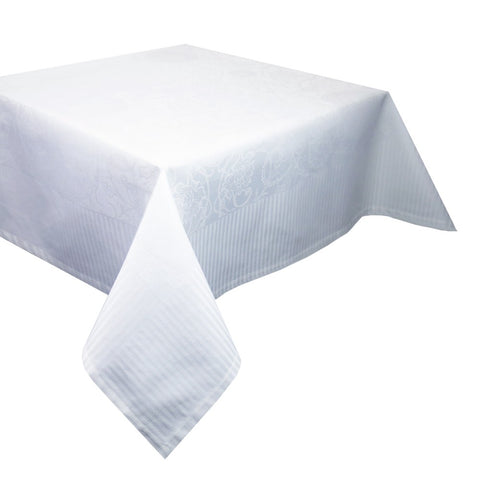 Appolline Blanc (White) Tablecloth