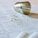 Tuileries d'Or (Gold) Tablecloth, 68