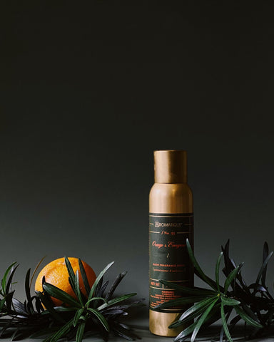 Aromatique, Orange & Evergreen Decorative Fragrance