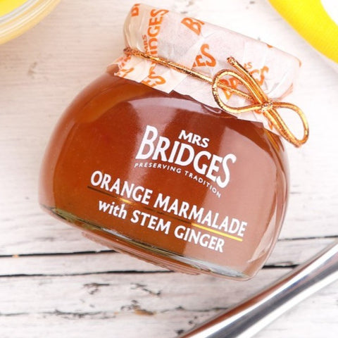 Mrs. Bridges of Scotland, Orange Marmalade with Stem Ginger