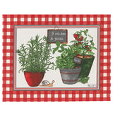 Potager (Herb / Vegetable Garden) Placemats