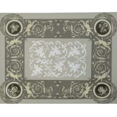 Raffaello Grey Tablecloth