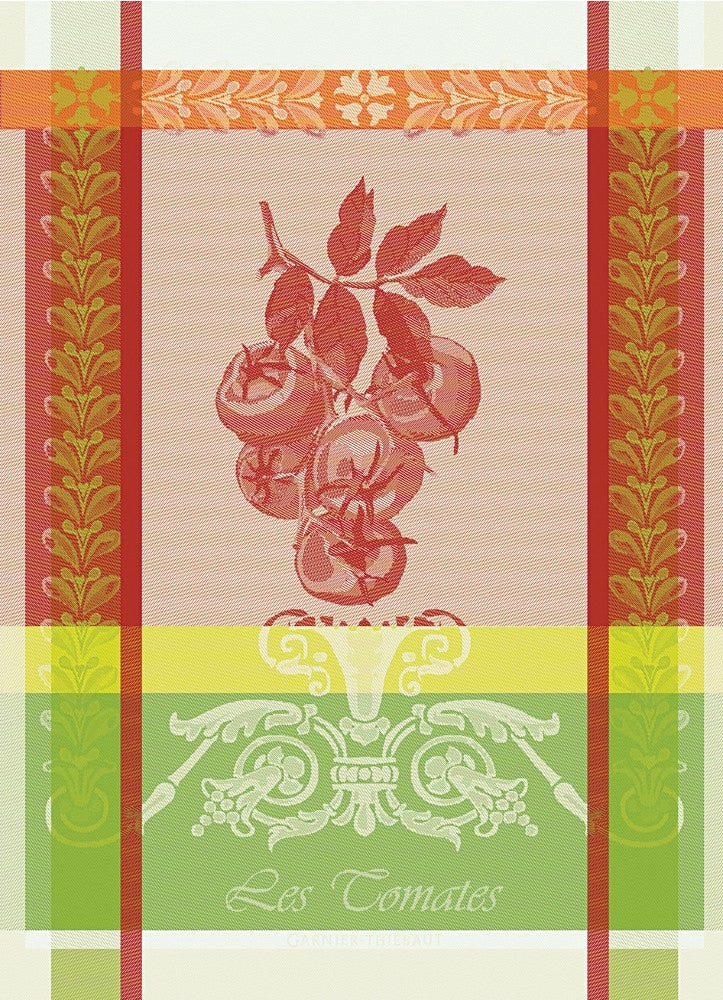 Tomates Rouges Kitchen / Tea Towel