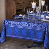 Toscane Blue Tablecloth