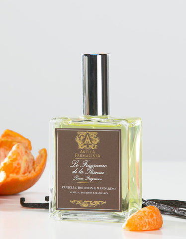 Vanilla, Bourbon & Mandarin Room Spray