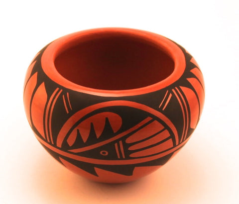 Handmade Jemez Bowl by C. G. Loretto