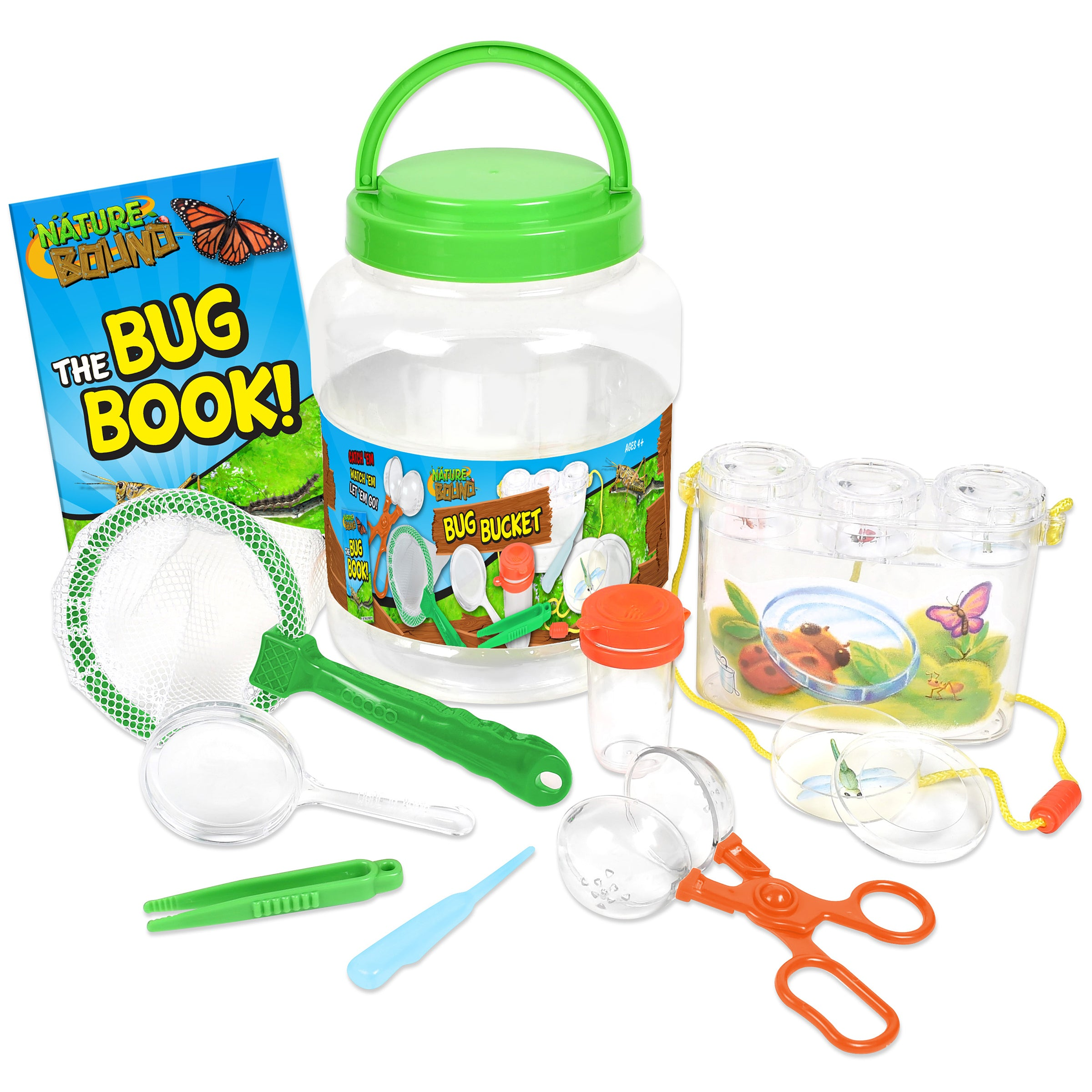 Bug Bucket Habitat Set