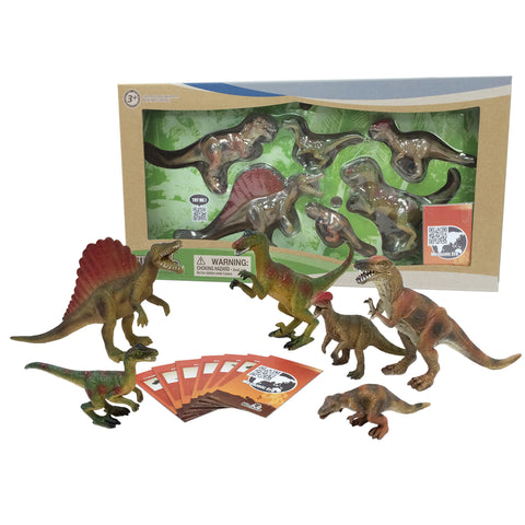 Dinosaur Safari Toy Set