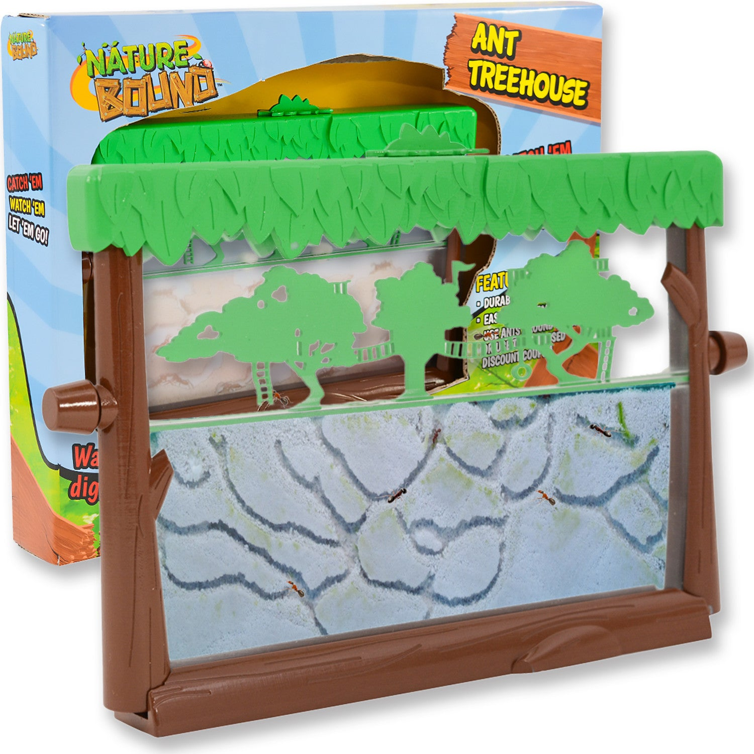 Nature Bound - Ant Treehouse Habitat Kit
