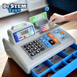 Cash Register, Silver (3-Language)