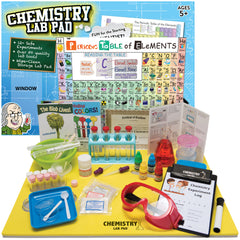 Chemistry Science Kit (50 Piece Set)