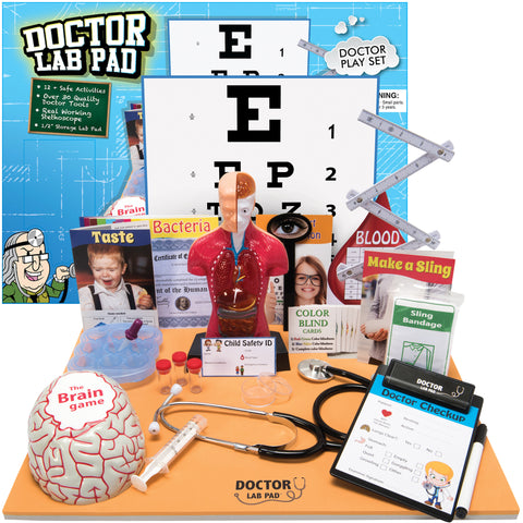 Doctor Lab Kit (30 Piece Set)