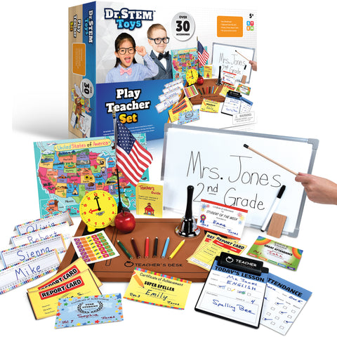 Play Teacher Role-Play Set