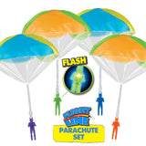 Flashing Light Paratrooper (4-Pack Bundle)