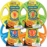 Light Up Flying Disc (4-Pack Bundle)