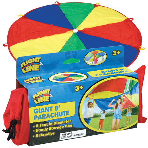 8-Feet Parachute for Kids