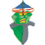 Toy Helicopter UFO Rocket Launcher