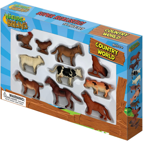 Country World Animal Set