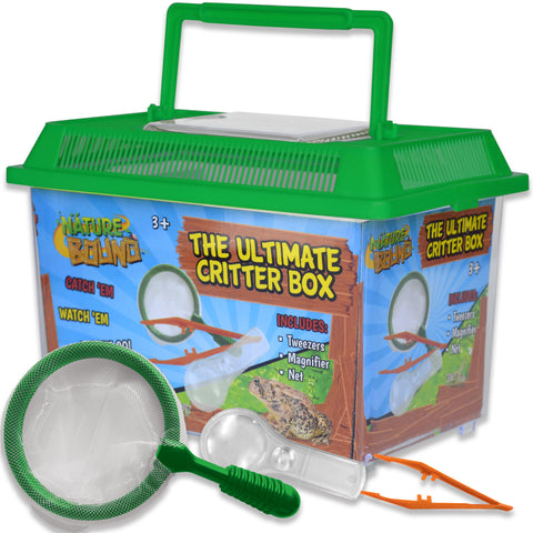 Ultimate Critter Box Habitat Kit