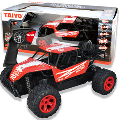 Metal Racer, RC Truck Rock Crawler