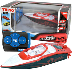 Wave Runner - Mini RC Boat