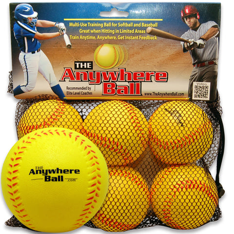 The Anywhere Ball (6 Pack Bundle)