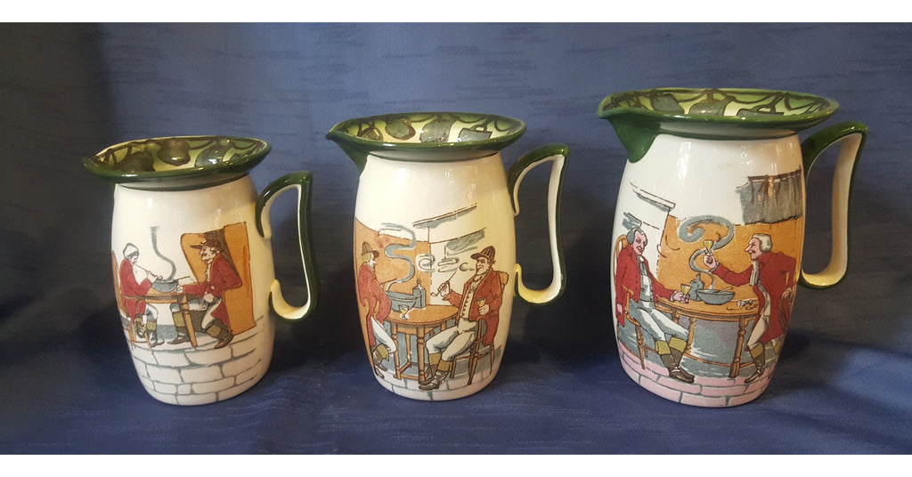 Royal Doulton Jugs
