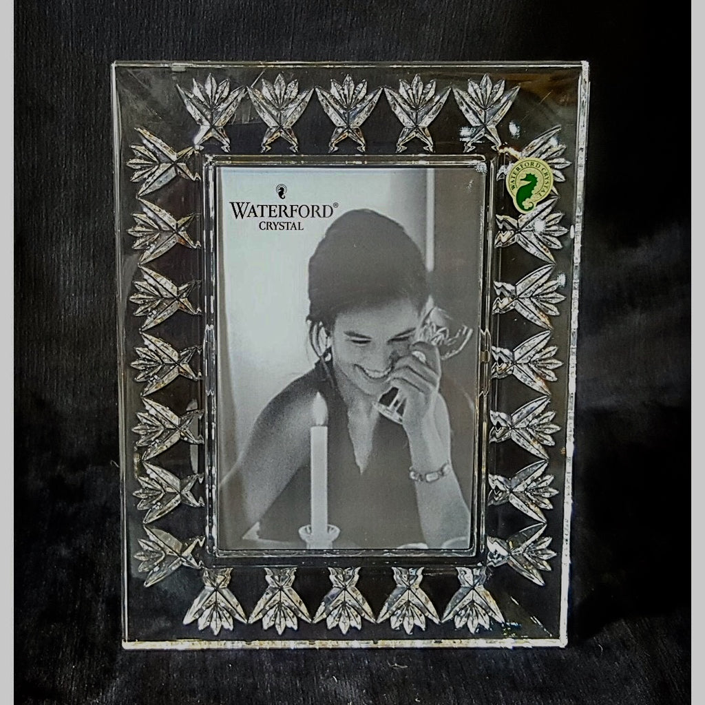 Glass phot frame
