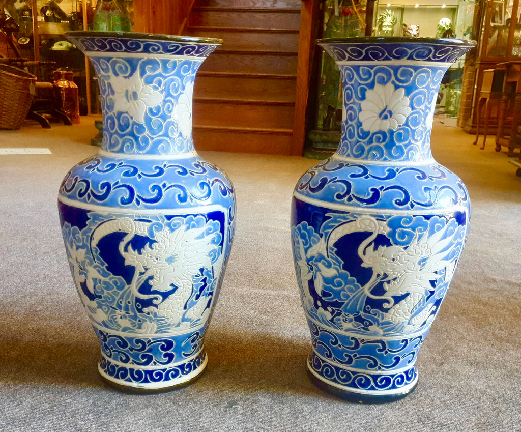 Large Chinese Vases