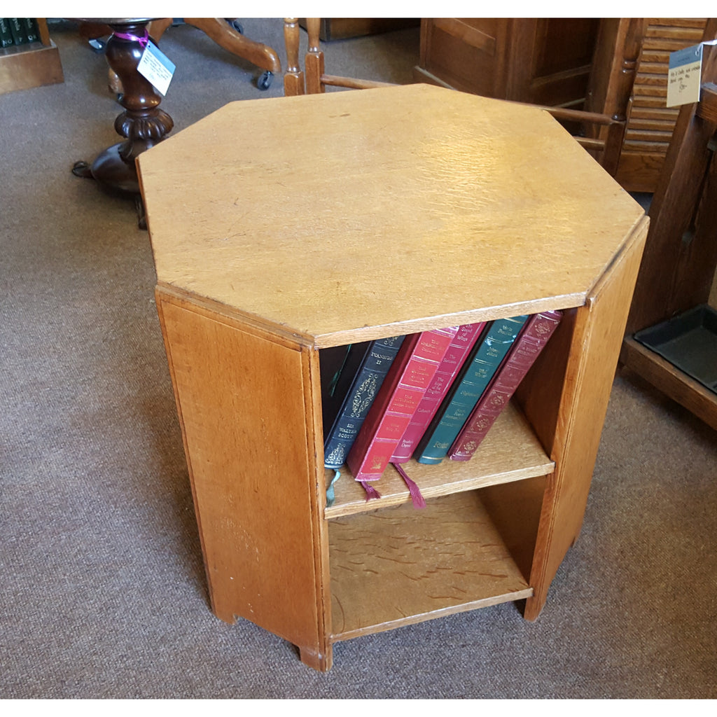 art Deco book table