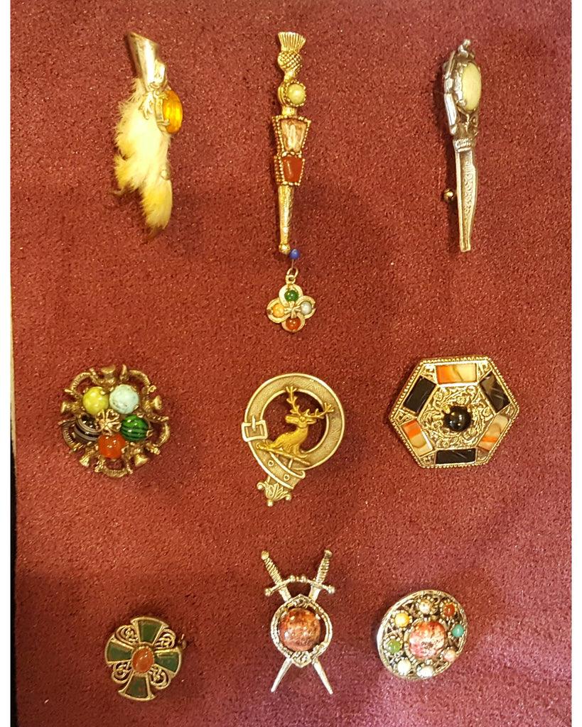 Scottish Brooches